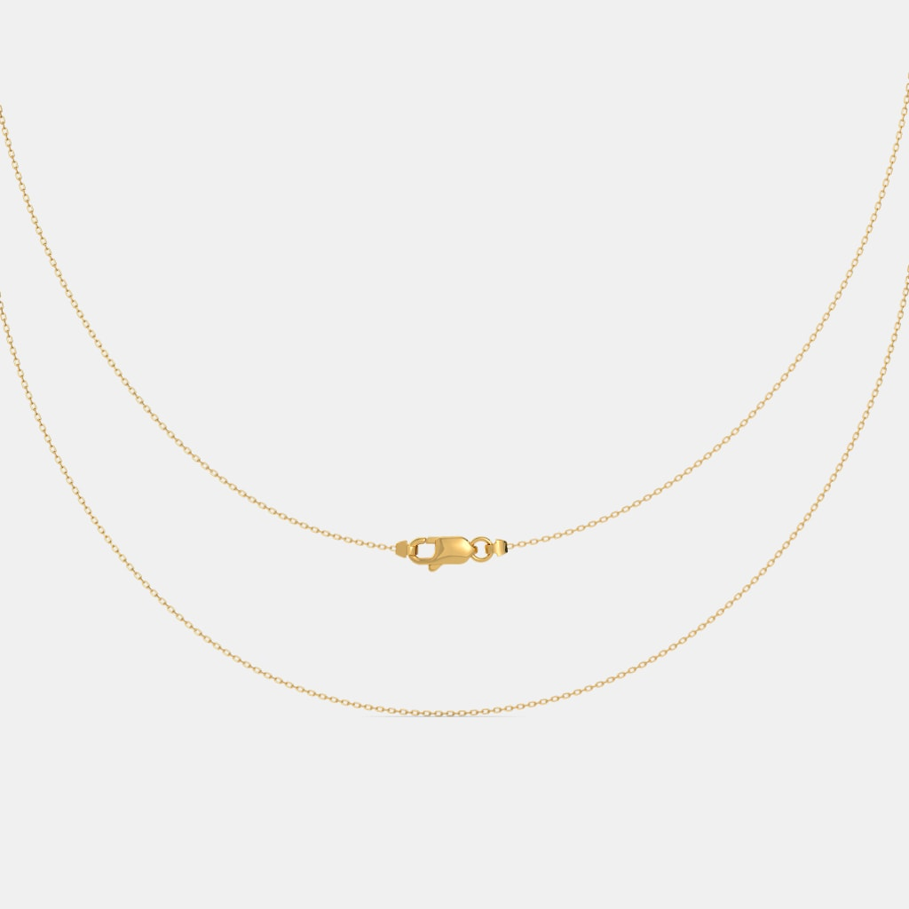 5f7aaec240c0f The Yellow Gold Belcher Chain