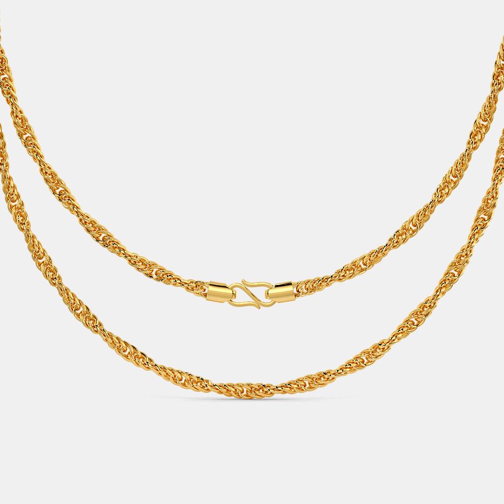 The Navika Gold Chain