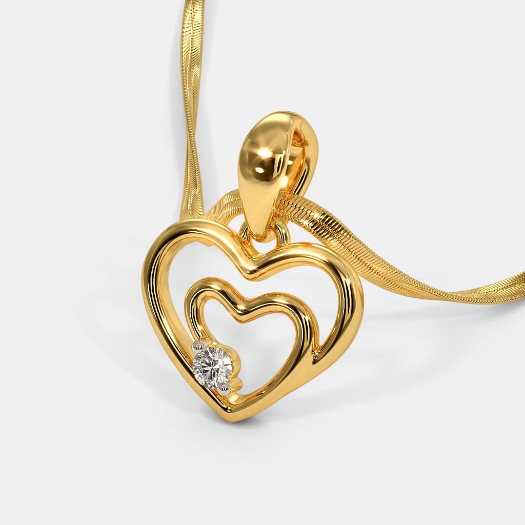 The Splendid Heart Pendant