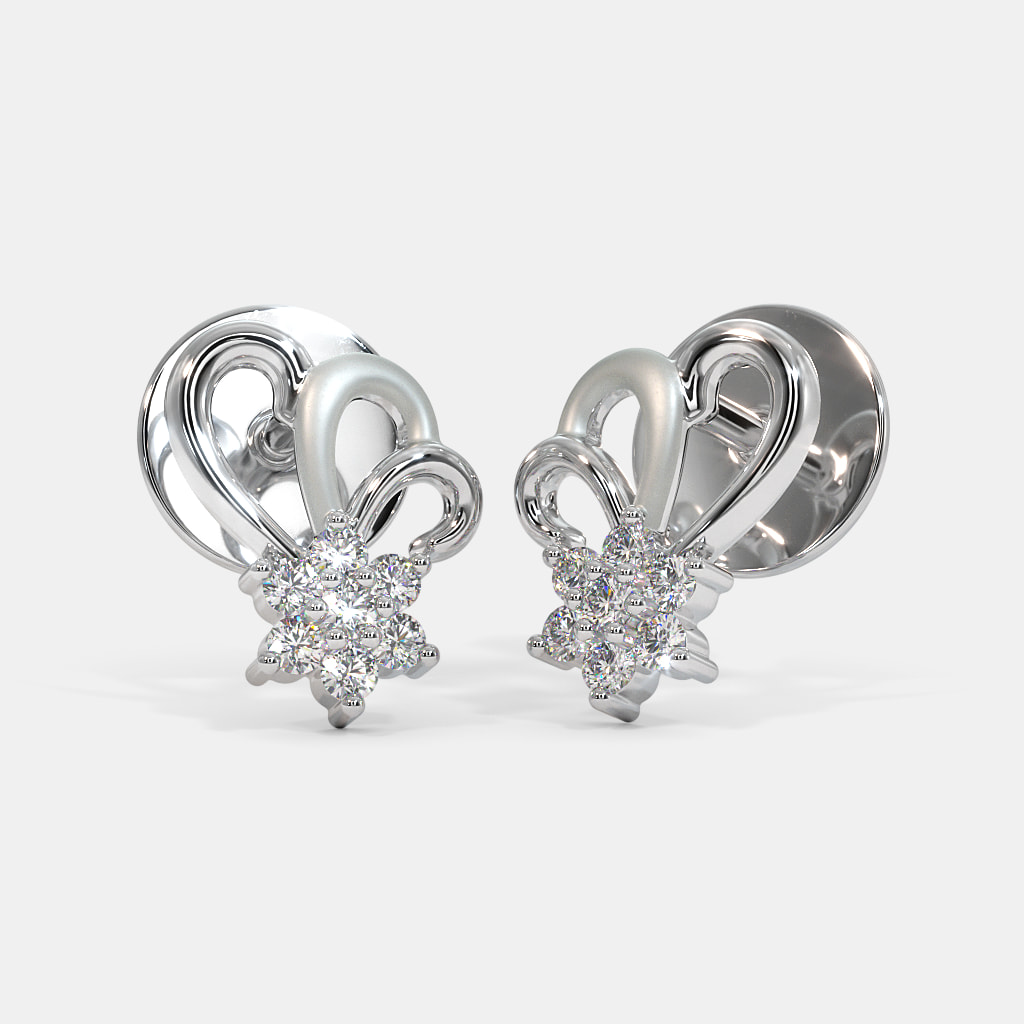 The Lizy Stud Earrings