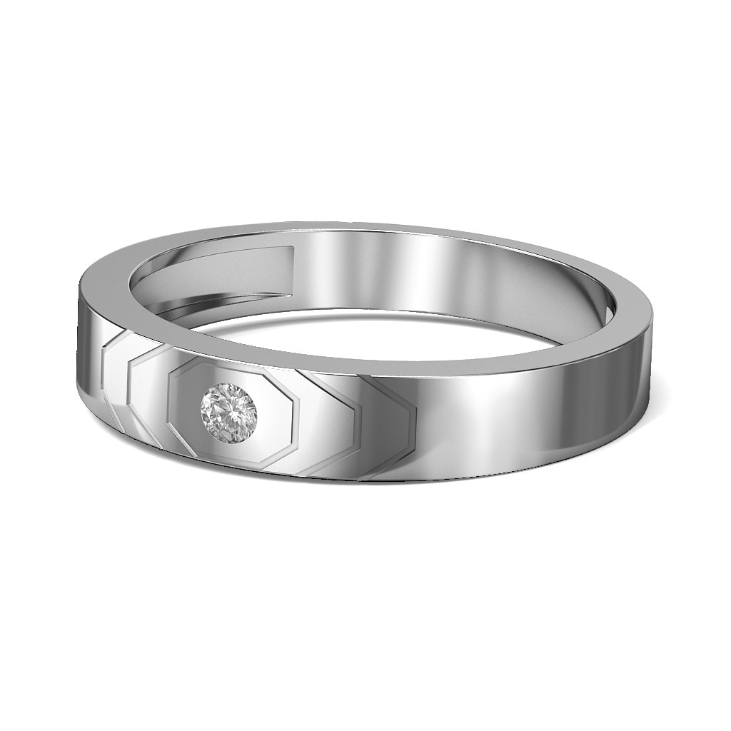 bf7b7d3a41 The Astin Love Band for Him | BlueStone.com