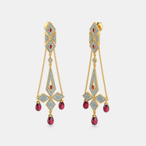 The Azara Drop Earrings