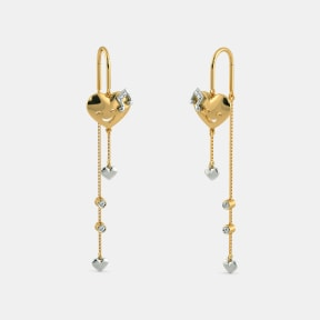 The Love Music Sui Dhaga Earrings