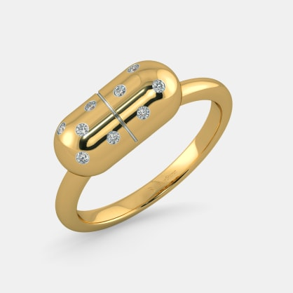 The Love Capsule Ring