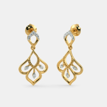 The Lorette Drop Earrings