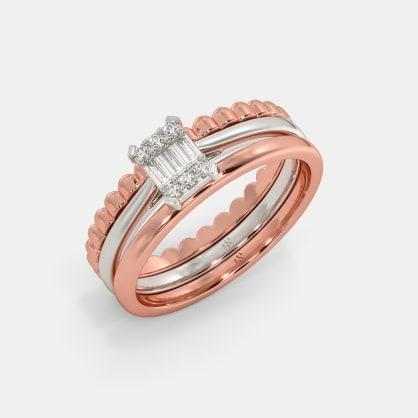 The Feliz Stackable Ring
