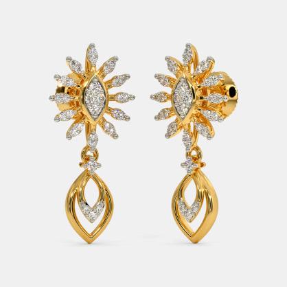 The Asra Drop Earrings