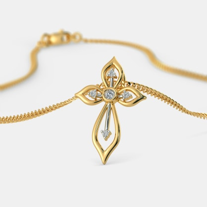 The Ehtan Cross Pendant