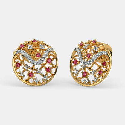 The Sarvika Stud Earrings