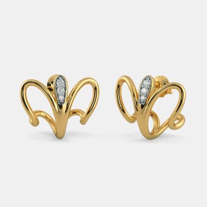 The Dalena Stud Earrings