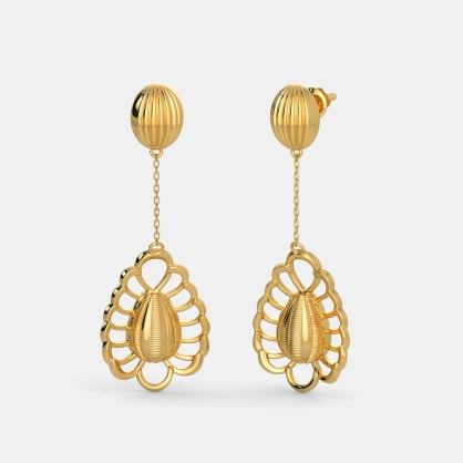 The Kalpana Drop Earrings