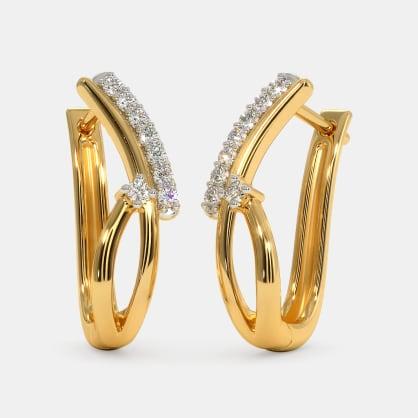 The Florencia Hoop Earrings