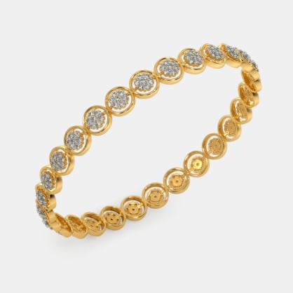 The Perla Round Bangle