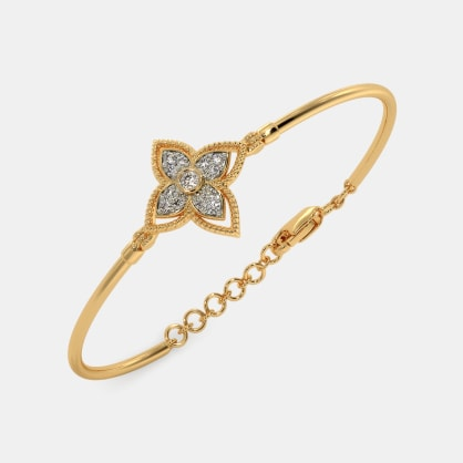 The Olalla Oval Bangle