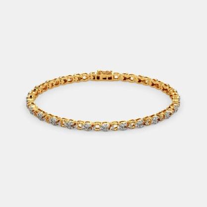 The Rey Tennis Bracelet