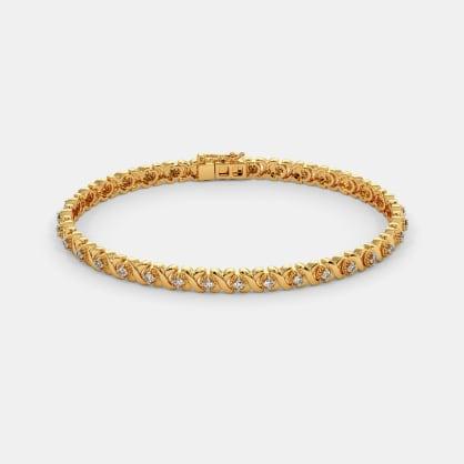 The Niyaa Tennis Bracelet