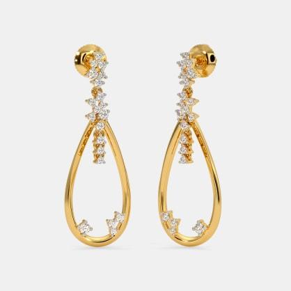 The Elara Drop Earrings