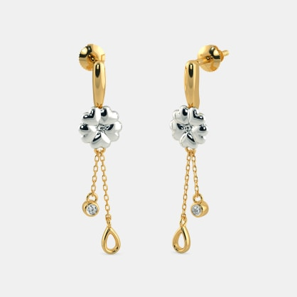 The Roena Drop Earrings