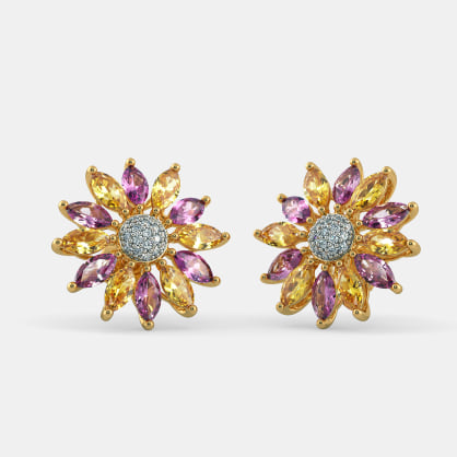 The Defena Stud Earrings