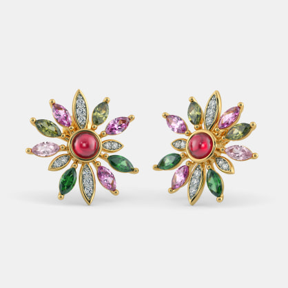 The Ora Stud Earrings