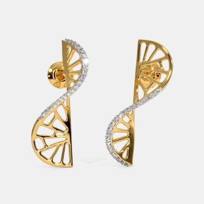 The Elowen Stud Earrings