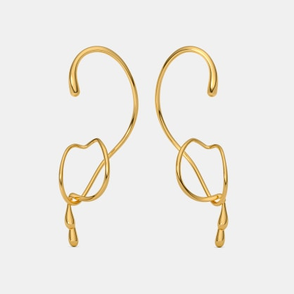 The Orison Drop Earrings