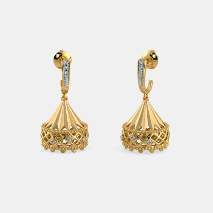 The Gulnar Jhumka