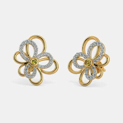 The Trifolia Earrings