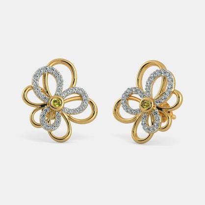 The Trifolia Earrings