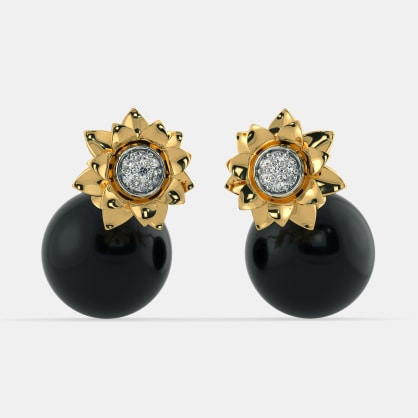 The Nia Onyx Earrings