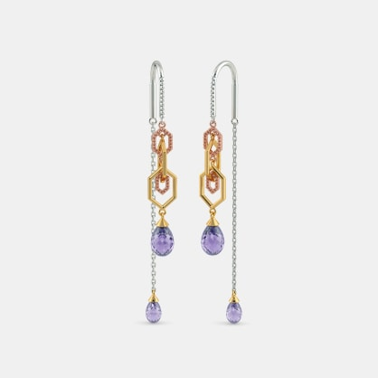 The Aicusa Sui dhaga Earrings