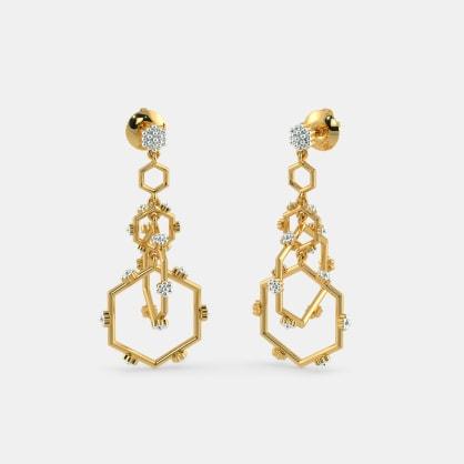 The Milagra Drop Earrings