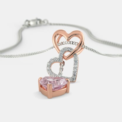 The Shana Heart Pendant