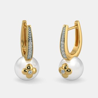 The Asya Huggie Earrings