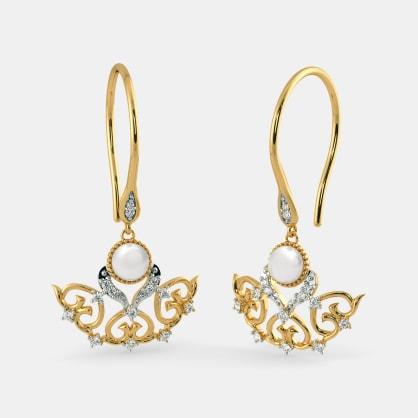 The Zenith Drop Earrings