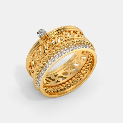 The Didda Stackable Ring
