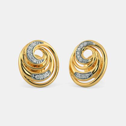 The Circinus Stud Earrings