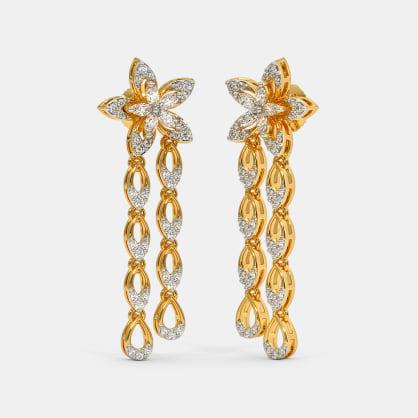 The Vanleles Drop Earrings