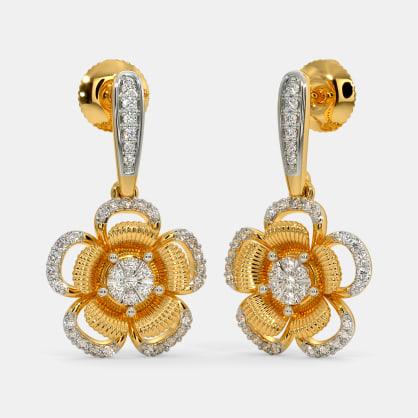 The Petunia Drop Earrings