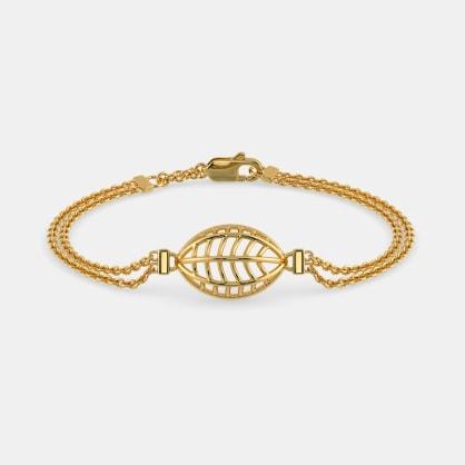 The Astounding Shell Bracelet