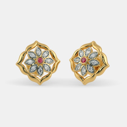The Vincent Stud Earrings