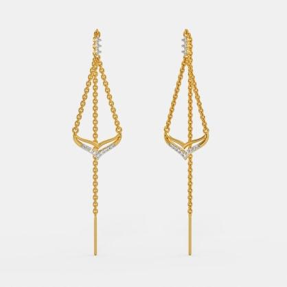 The Aviva Sui Dhaga Earrings