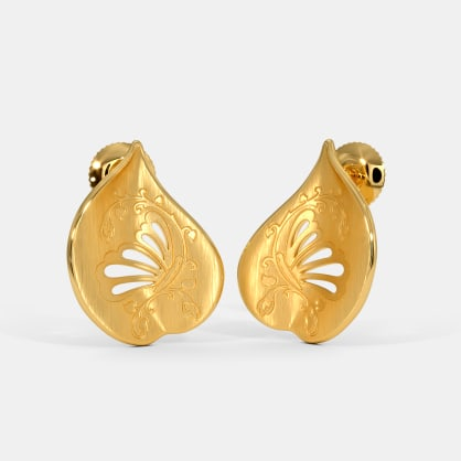 The Goldana Stud Earrings