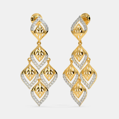 The Zaylee Drop Earrings