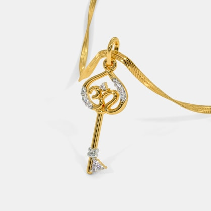 The Bhakti Key Pendant