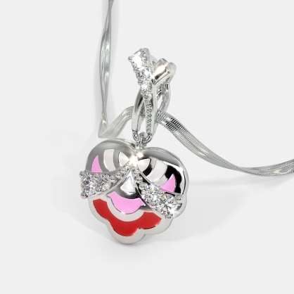 The Aiko Heart Pendant