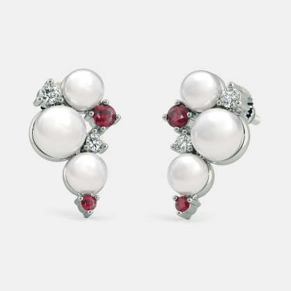 The Shellina Stud Earrings