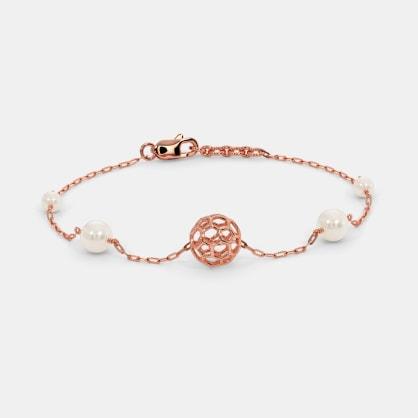 The Orb Pearl Bracelet