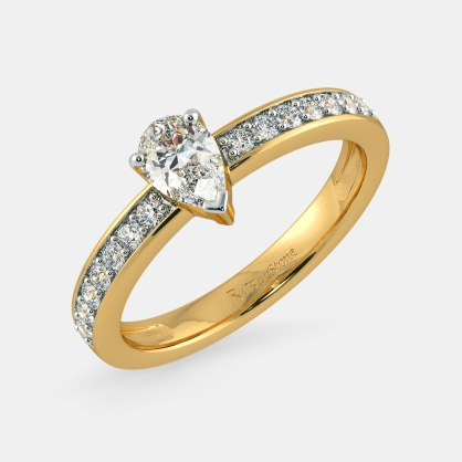 The Heavenly Embrace Ring Mount