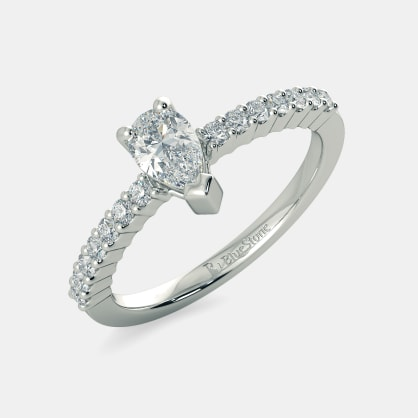 Epitomizing Beauty Ring mont